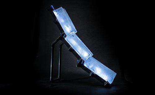 Reusable Blackout Ice Luge Kit