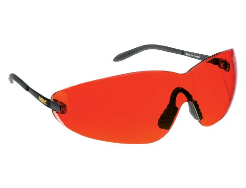 DEWALT DW0714 Heavy-Duty Laser Enhancement Glasses - DEWALT - DE-DW0714 - ISBN:B00093DJ4M