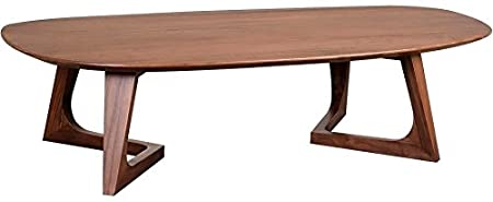Mod Home Collection Modenza Walnut Coffee Table