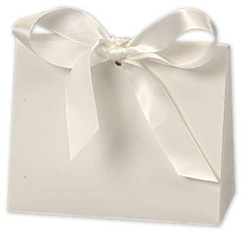 [해외]화이트 글로스 지갑 스타일 선물 카드 소지자, 4 1 2x2x3 3 4 (100 홀더) - BOWS-423-GWH-PURSE/White Gloss Purse Style Gift Card Holders, 4 1 2x2x