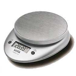 Laica bx9300 bilancia da cucina elettronica 3 kg 1 g acciaio casa e cucina - Bilancia da cucina digitale ...
