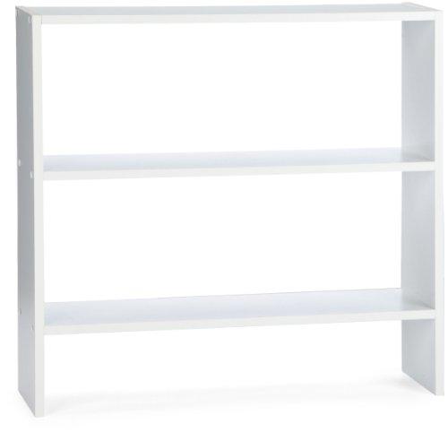 Posseik 917 75 Mensola da parete, colore: Bianco