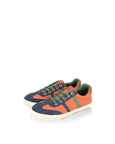 Gioseppo Sneaker Vigo [Arancione/Blu Navy]