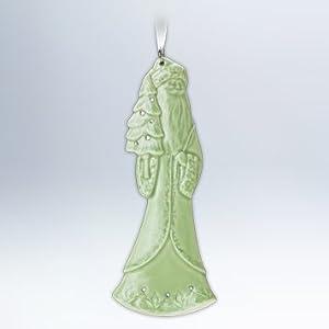 Saint Nicholas Hallmark Keepsake Ornament 2012