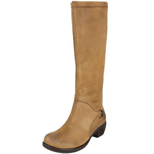 Fly London Women's Mistry Mushroom Knee High Boot P141035007 3 UK