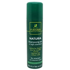 Rene Furterer NATURIA DRY SHAMPOO with absorbant argilla (cleanses hair without water) (3.2 oz)