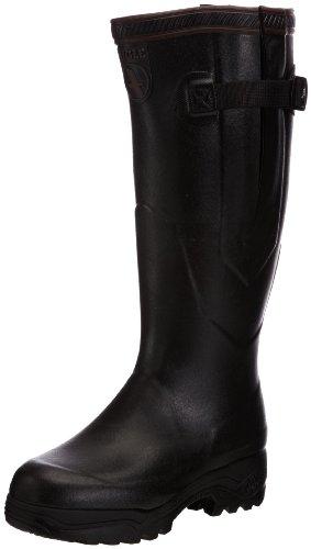 Aigle-Parcours-2-Iso-Unisex-Erwachsene-Langschaft-Gummistiefel-Schwarz-Noir-39-EU