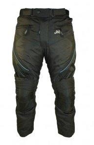 J & S Rift Textile pour moto moto Jeans Pantalon imperméable court/blindés jambe standard J & S