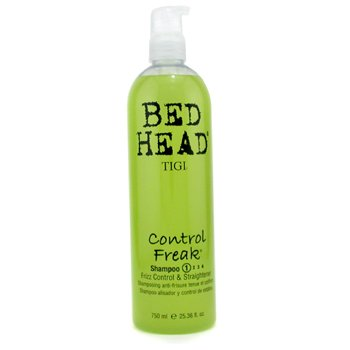 TIGI Bed Head Control Freak Shampoo 750 ml (25.3 oz.) (Case of 6)