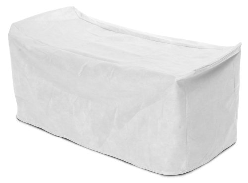 Koverroos Supraroos 56555 Cart Cover, 50 By 30 By 33-Inch, White