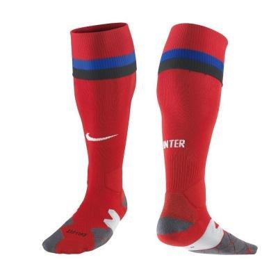 Calze Nike FC INTER Home / Away CALZETTONI Gara Ufficiali SOCKS Calzerotti Rossi