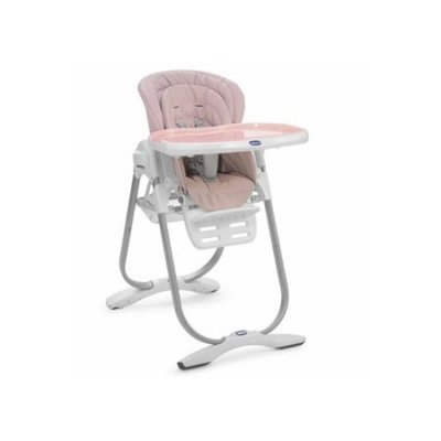 CHICCO POLLY MAGIC HIGHCHAIR LOWCHAIR - DELICACY
