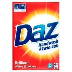 Daz High Suds 10 Wash 960g x 8