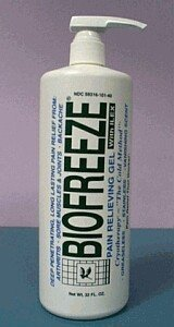 Buy Biofreeze - 32 Oz Pump (Biofreeze, Health & Personal Care, Products, Health Care, Pain Relievers, Rubs & Ointments)