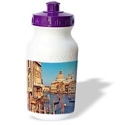Vacation Spots - Venice Italy - Water Bottles