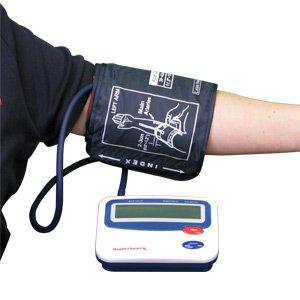 Mabis Dmi Healthcare 04-525-001 Healthsmart Automatic Blood Pressure Monitor, White