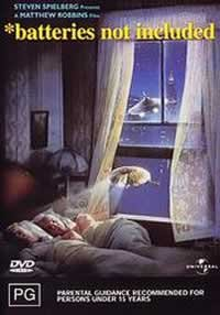 Batteries Not Included [1987] [Alemania] [DVD]