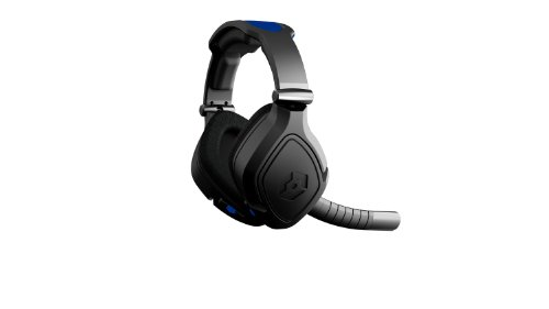Gioteck Ex-06 Wireless Foldable 2.4Ghz Headset - Playstation 4