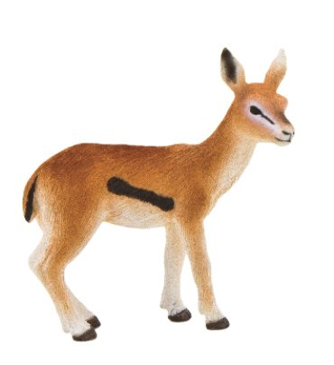 Mojo Fun 387123 Thomson Gazelle Calf - Realistic International Wildlife Toy Replica