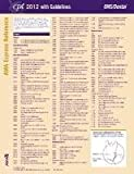 img - for CPT 2012 Express Reference Coding Card Oms/Dental book / textbook / text book