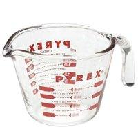 CORINGWARE-PYREX 6001076 CLR 32oz.liq.Cup 532-N Case of 6