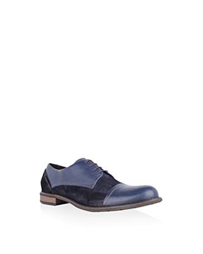 Gino Rossi Zapatos de cordones Azul Marino