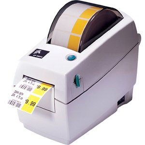Amazon.com : Zebra LP 2824 Plus Thermal Label Printer ...