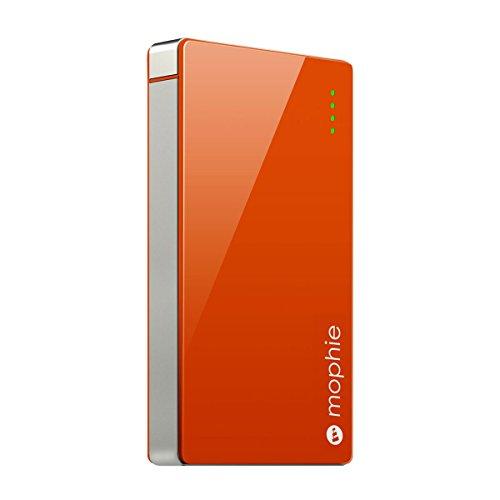 日本正規代理店品・保証付mophie powerstation mini モバイルバッテリー オレンジ MOP-BY-000040