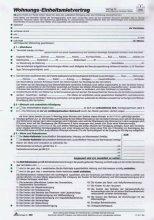 Anstellungs-Vertrag 25Er Packung