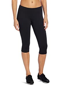 Champion Absolute Workout Knee Tight Womens Medium and Color: Black