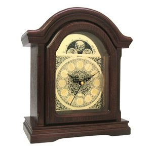 Acctim Weybridge Radio Controlled Chiming Mantel Piece Clock Hourly Chime Strike