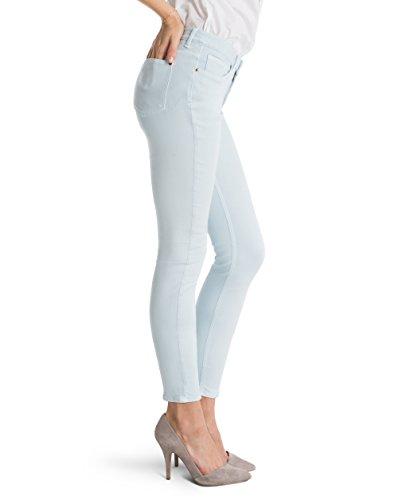 Spanx The Slim-X Tencel Ankle Jeans, SD5815, Skylight Blue, 25