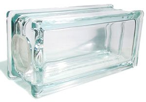 kraftyblok-113-glass-crafting-block-4-inch-by-8-inch-rectangle-with-round-opening-and-plastic-cap-cl
