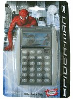 Marvel Spider-man Pocket Calculator / Desktop Calculator