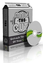 Make The Cut Software on Disk