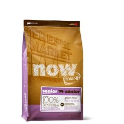 See NOW! FRESH Grain-Free Senior & Weight Management Dry Cat Food (16 lb. - New Image)