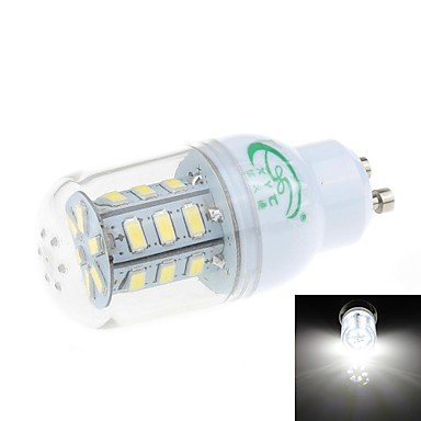 Xinyitong Ym04-2 Gu10 6W 500Lm 6500K 24 X Smd 5630 Lamp Beads White Light Corn Light (Ac 85-265V)