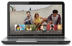 Toshiba Satellite L855D-S5139NR 15.6-Inch Laptop (Fusion Finish in Mercury Silver)