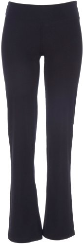 Calvin Klein Performance Women's Slim Bootcut Pant, Black, Small Picture