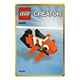 LEGO Creator Mini Figure Set Clown Fish 30025