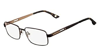 Marchon Eyeglass Frames Mens : MARCHON Eyeglasses M-FULTON 210 Satin Brown 54MM at Amazon ...