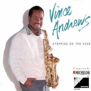 Stepping On The Edge by Vince Andrews