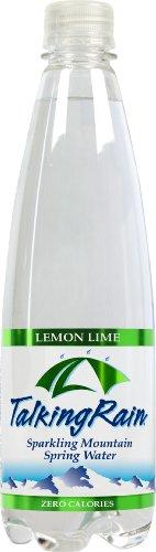 TalkingRain Sparkling Water, Lemon Lime, 16.9 Ounce (Pack of 24) talkingrain sparkling water lemon lime 16 9 ounce pack of 24