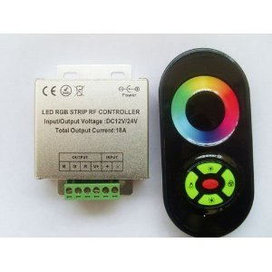 Engiveaway®12V 18A Rf Wireless Rgb Controller For Rgb Led Strips