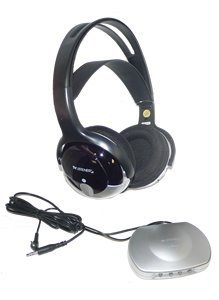 Unisar BebeSounds Extra Headset for TV777, TV870, and TV920 TV Listener J3 Wireless Headphones (REPL. for TV870)
