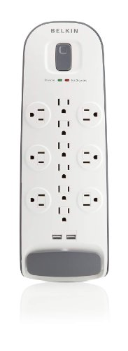 Belkin Surge Protector 12 Outlet With USB