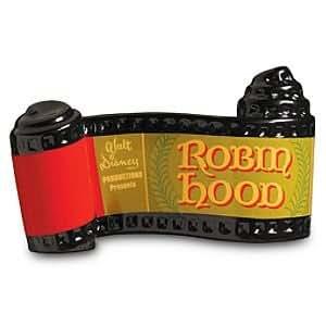 Amazon.com: Disney WDCC Robin Hood Opening Title Plaque: Home