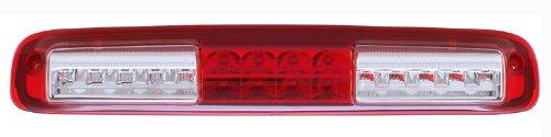 Chevy Silverado/ Gmc Sierra 99-07 Led 3Rd Brake Light Red/Clear