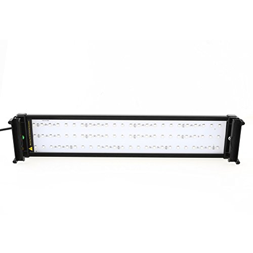 amzdeal-Aquarium-Beleuchtung-RGB-LED-Lampe-Leuchten-72LED-Schwarz