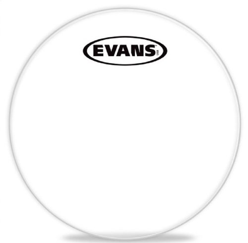 Evans Corps Clear Marching Tenor Drum Head, 8 Inch